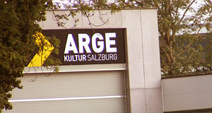 The ARGE Kultur in Nonntal is a remain of the 1980ies.