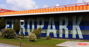 The Europark is Salzburg's biggest shopping mall and among Austria's most modern.