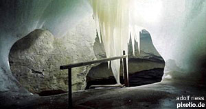 The Ice Cave of Werfen: A great day-trip.