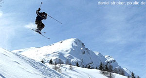 Ski Amade is among the biggest skiing areas in Europe.