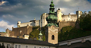 The abbey of St. Peter is the oldest monastery of Salzburg and one of the oldest in Europe.