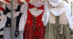 Traditions and customs are taken seriously in Salzburg.