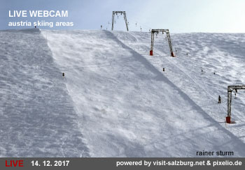 Bad Hofgastein Ski Webcam