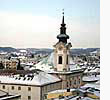 Hear the sound of music over the roofs of Salzburg